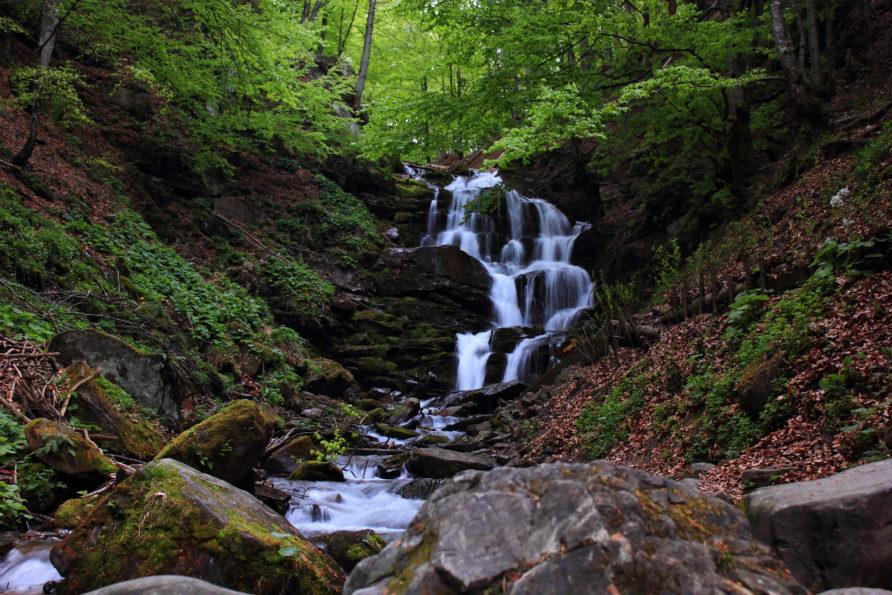 Экскурсия на водопад Шипот и полонину Боржава