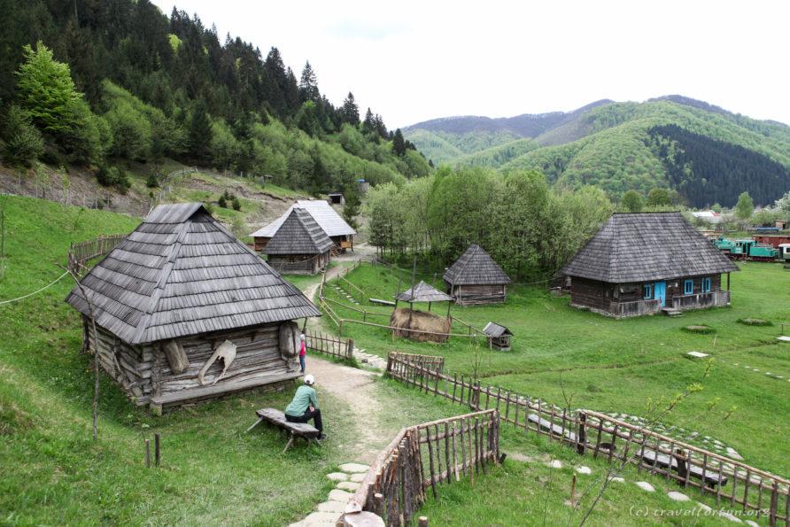 Музей под открытым небом «Старое село»